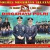 HUT Bhayangkara ke 70 – Polres Minahasa Selatan