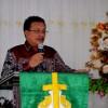 Mantiri Menutup Kegiatan Konsultasi Pemuda Tahunan Se-Sinode GMIM