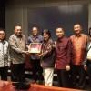 Pimpinan Universitas Klabat Diundang Salim Group