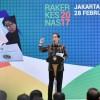 Presiden Jokowi Ajak Masyarakat untuk Menerapkan Pola Hidup Sehat