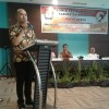 Tinangon Buka Raker KPU Minahasa Tahap III