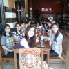 Mahasiswa Asal Jepang Suka Kuliner Kawangkoan