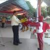 Michler Lakat Pimpin Gladi Bersih Upacara HUT -72 RI