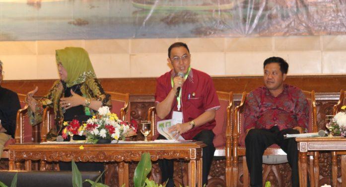 Bupati Minahasa Sampaikan Permasalahan Danau Tondano dalam Rakor Penyelamatan Danau Prioritas Nasional