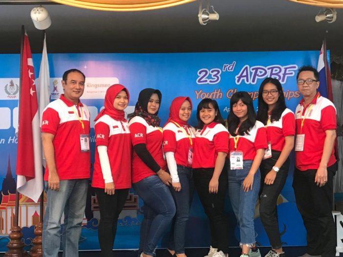 Girls U26 Indonesia Juara di Bangko