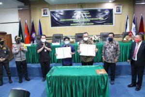 DKPP Gandeng Unima Penguatan Integrasi Pemilu di Indonesia